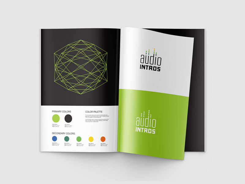 Audio Intros Brand Guide